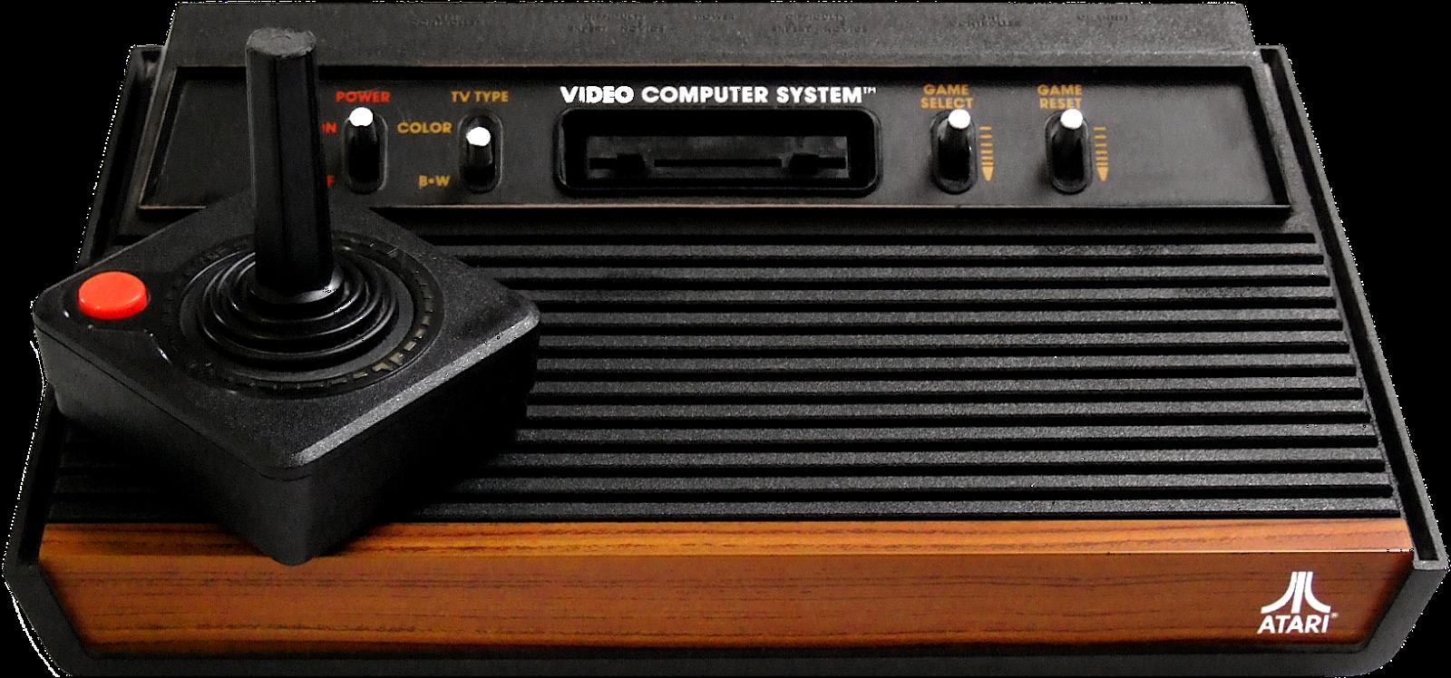 1977 Atari2600 Atari Atari 2600 Games Bad Video