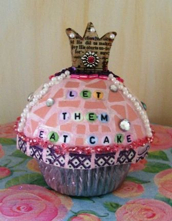 Cupcakes: Let Them Eat Cake