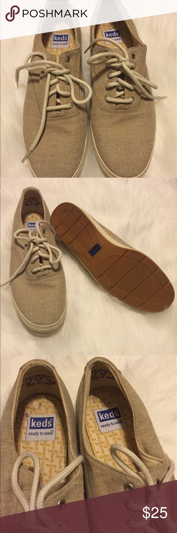 Keds Mens shoes In very good condition Keds Shoes