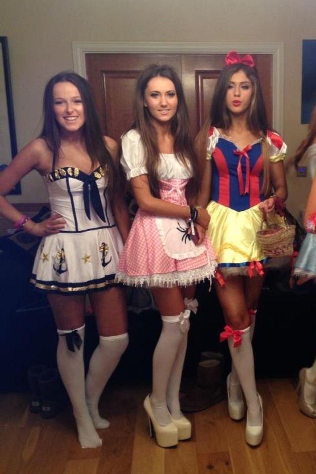 Disney cuties!  sc 1 st  Pinterest & Disney cuties! | Things to Wear | Pinterest | Cosplay Costumes and ...