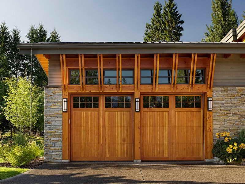 Awesome Garage Doors Awesome Garage Doors With Nice Color