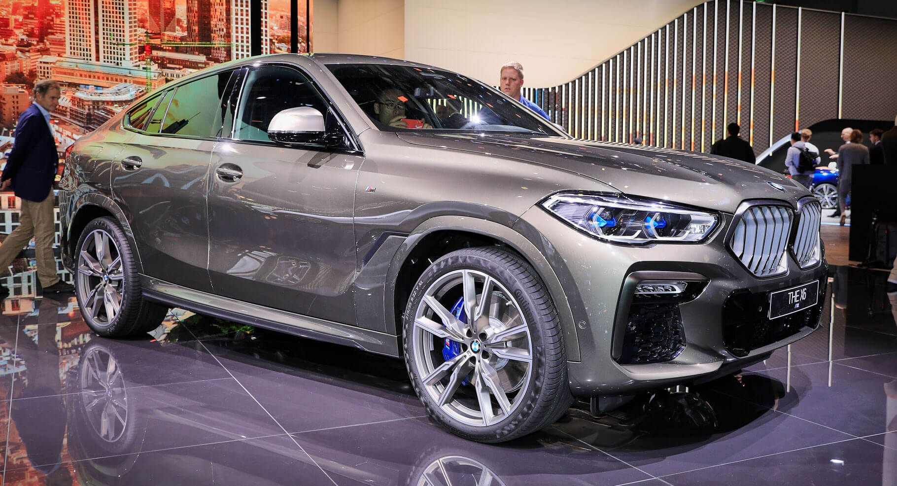 The Bold And The Very Fast 2020 Bmw X6 M50i Lands On Home Soil