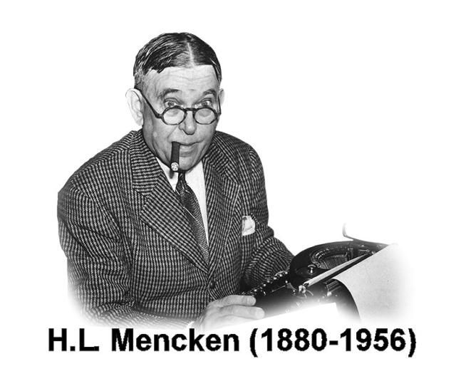 writers reflections on prose style h l mencken s classic essay on literature and the schoolma m