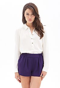 Classic Woven Shorts | Forever 21
