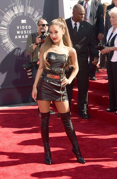 Ariana Grande Photos: Arrivals at the MTV Video Music Awards — Part 2
