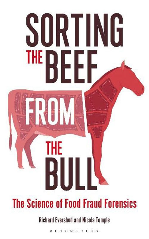 New Book On Food Fraud Sorts The Beef From The Bull Science New Books Science Books