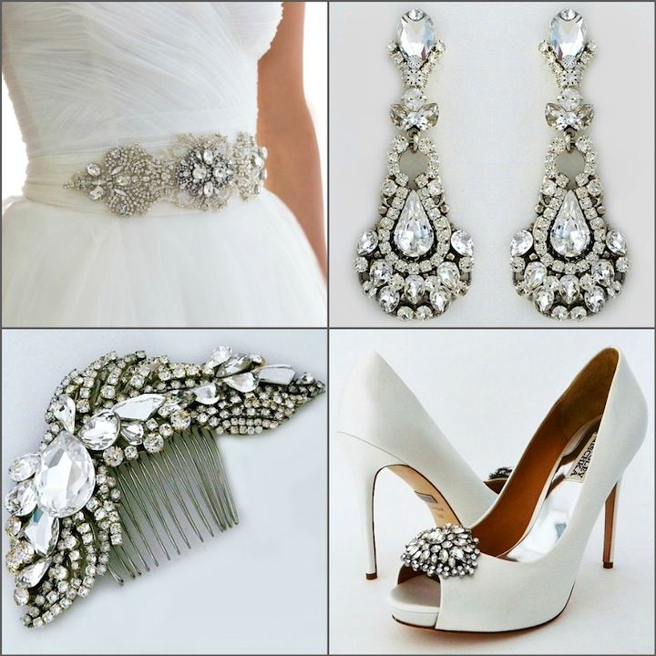 Define Your Wedding Day Style With Bridal Jewelry Accessories Erin Cole Sash