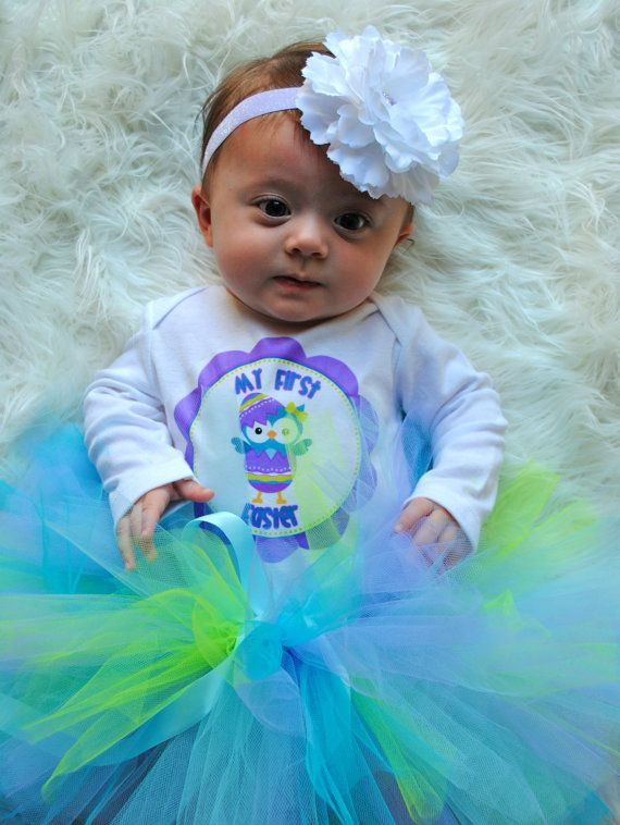 Easter tutu baby girl easter outfit newborn easter outfit my easter tutu baby girl easter outfit newborn easter outfit my first easter negle Images