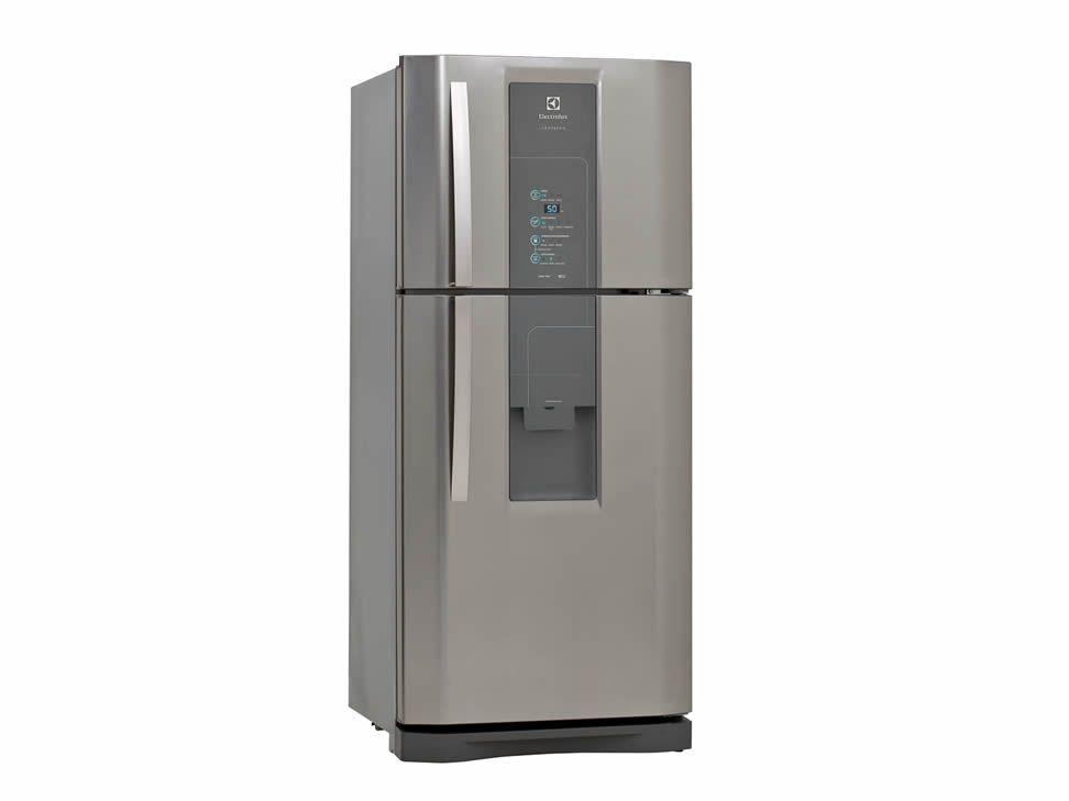 Refrigerador 16 Pies Cbicos Electrolux Silver ERTA16L4NG