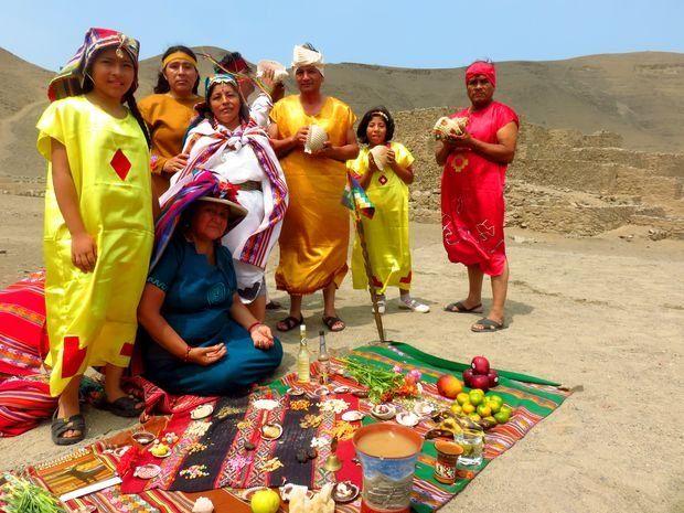 PERÚ- Quilla Rosales, la mujer que lidera una organización que busca rescatar los valores andinos.