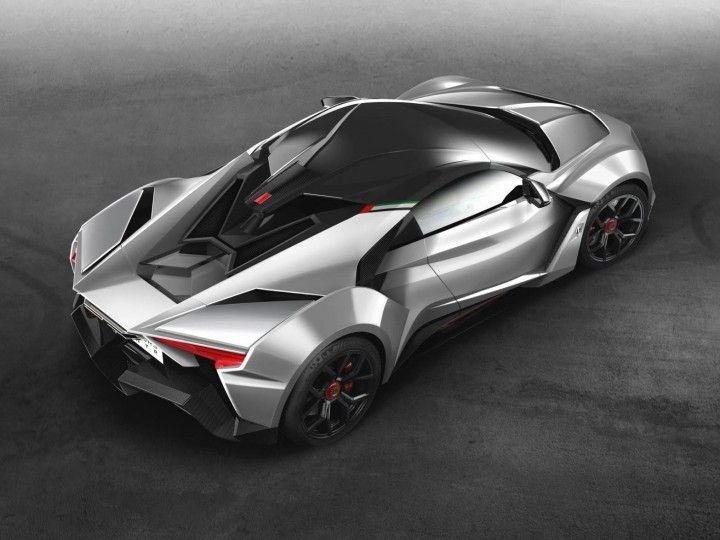 W Motors unveils the 400 km/h Fenyr SuperSport ...
