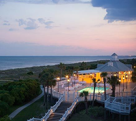 Offering A Wide Choice Of Beachfront Accommodations Wild Dunes Resort In Charlestone Sc