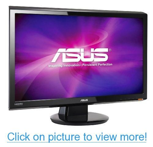 Asus Vh232h 23 Inch Full Hd Lcd Monitor With Integrated Speakers Lcd Monitor Asus Monitor For Photo Editing