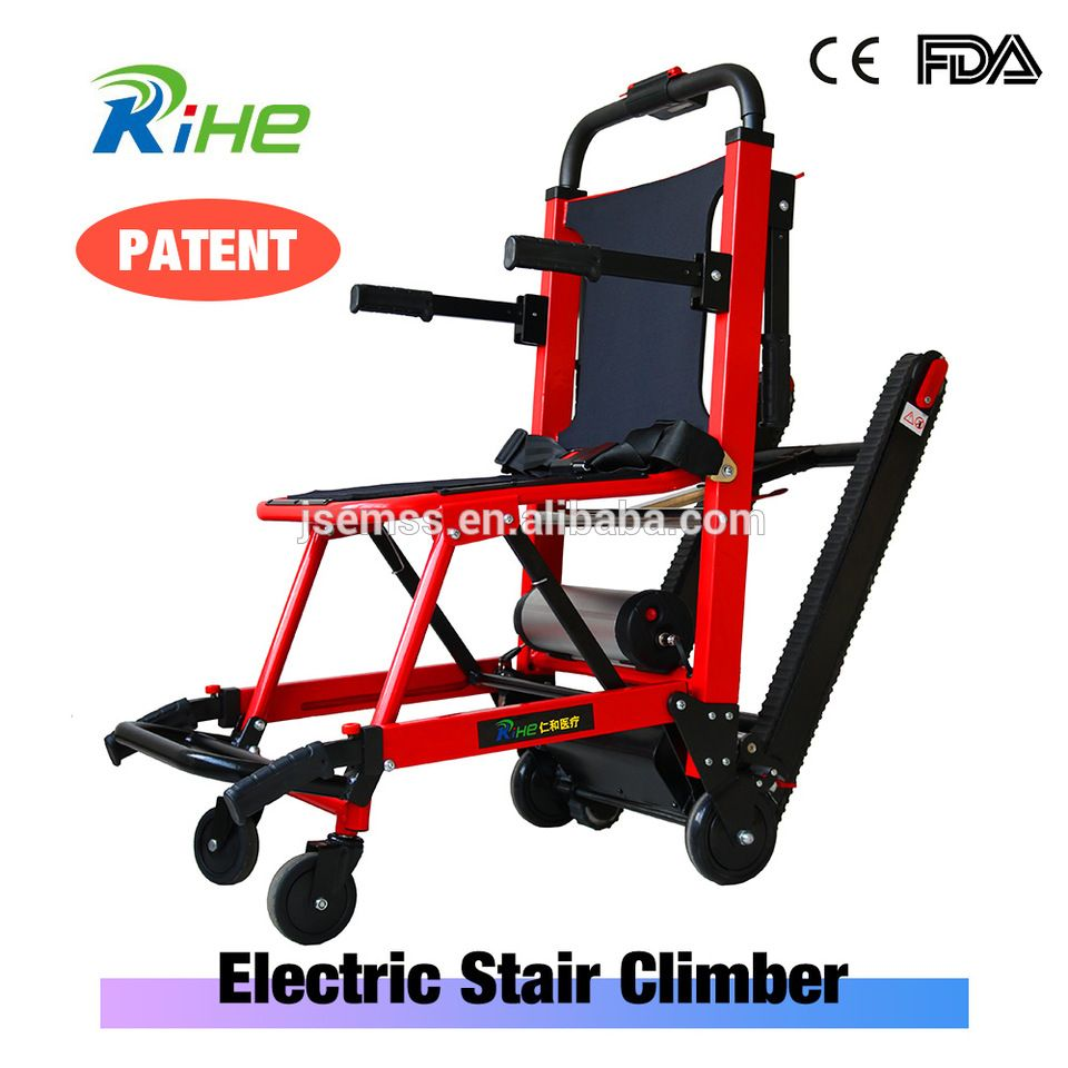 Portable Electric Stair Climbing Wheelchair Foldaway Motorized Power