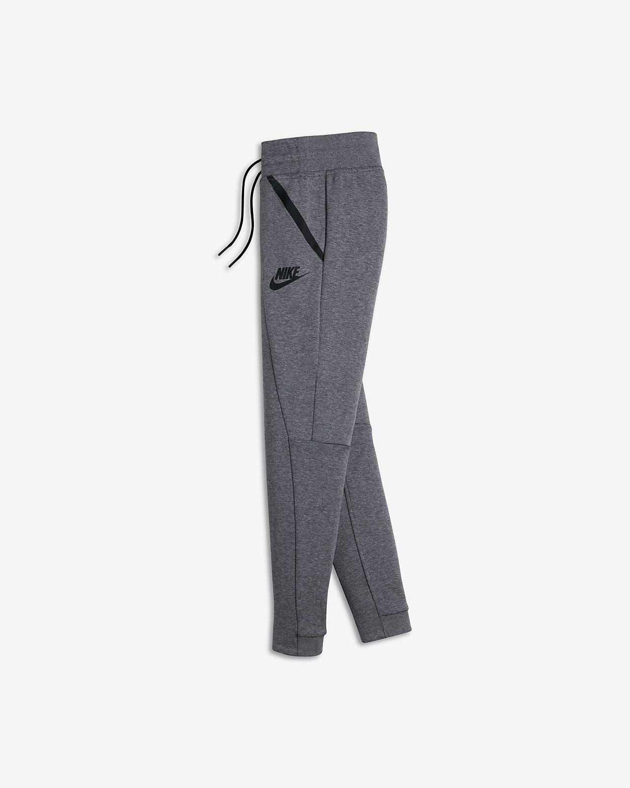 a6175c8957d Nike Sportswear Tech Fleece Big Kids  (Girls ) Pants - M (10-12 ...