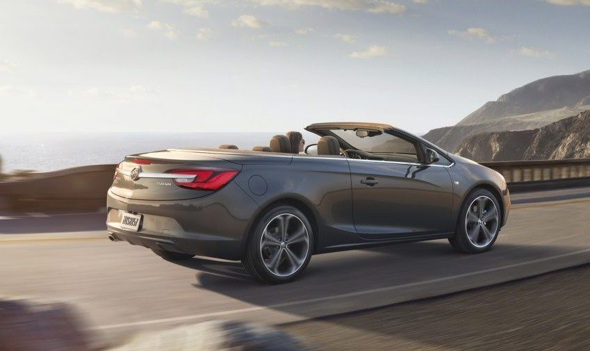 2020 Buick Cascada View Design Prices And Competitors