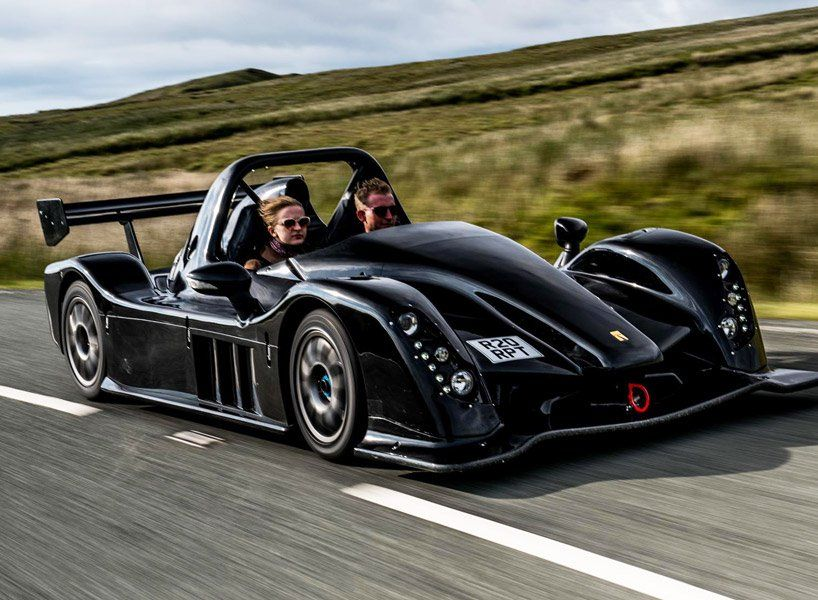 radical unleashes road legal race car that looks like the