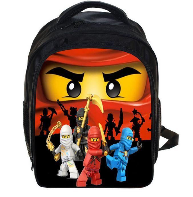 0a857dbf2ea 13 Inch Lego Movie School Bags for Kindergarten Children kids School  Backpack for Girls Boys Children s Backpacks Mochila