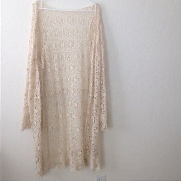 Worn twice Brandy Melville cardigan In great condition Brandy Melville Sweaters