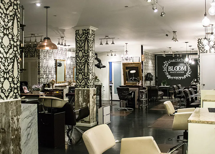 The 9 Best Curly Hair Salons In Nyc In 2020 Curly Hair Salon Curly Hair Styles Hair Salon Decor