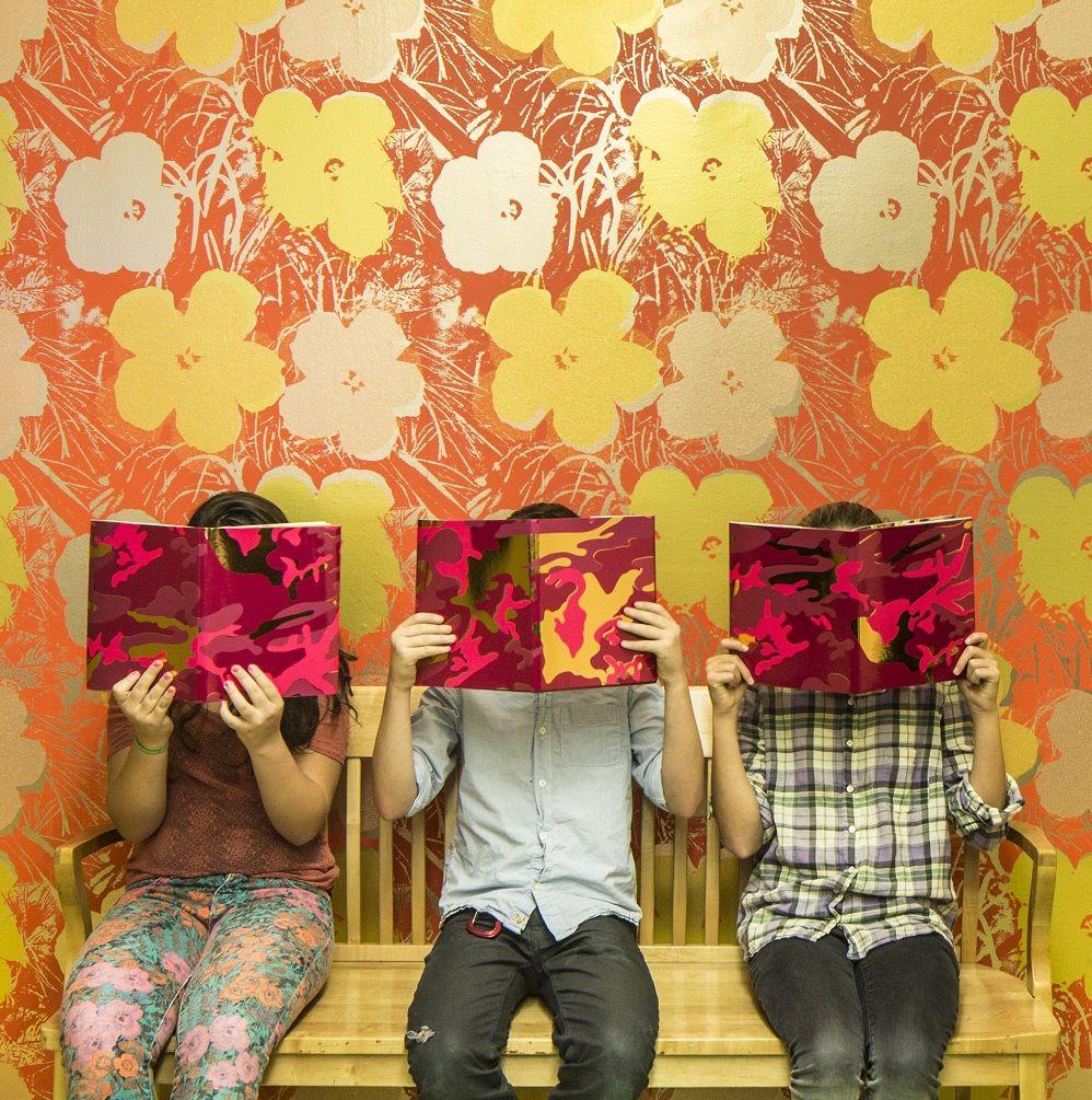 Next stop Pinterest Wallpaper, Andy warhol flowers