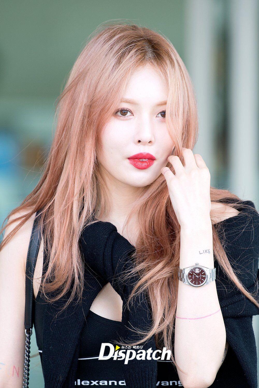 Hyuna 2019 | Korean actresses, Singer, ActressesHyuna 2019 Pics