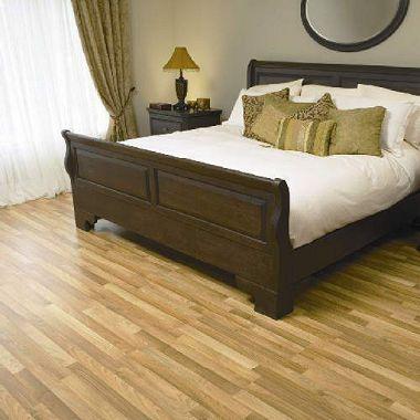 Traditional Living® Natural Fruitwood Premium Laminate Flooring  Love
