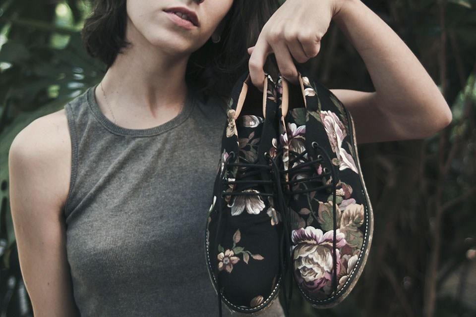 A metamorfose da Cicada: de roupa vintage a botinha estampada. Até rimou.  > Leia aqui: insecta.shoes/cicadas-vintage #hotshoes #forsale #ilike #shoeslover #like4lik #shoes #niceshoes #sportshoes #hotshoes