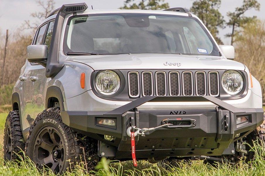 Jeep Renegade Off Road Bumper