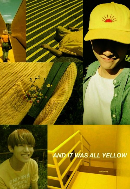 bts, yellow+, and taehyung+
