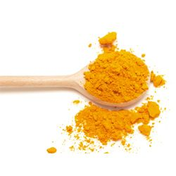 Beauty Tip of the Day: Getting Rid of Dark Under-Eye Circles  When it comes to brightening under-eye circles, turmeric is a miracle spice. It has anti-inflammatory properties and is a great ingredient for reducing the appearance of dark spots. Mix two teaspoons of turmeric powder with two teaspoons of pure pineapple juice to make a paste. Apply the mixture daily and leave for 15 minutes, then wipe away with cotton pads soaked in warm water.