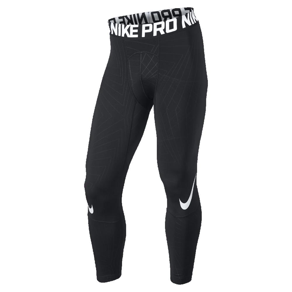 Nike Pro Hypercool 3.0 - Black - Men's Football Tights