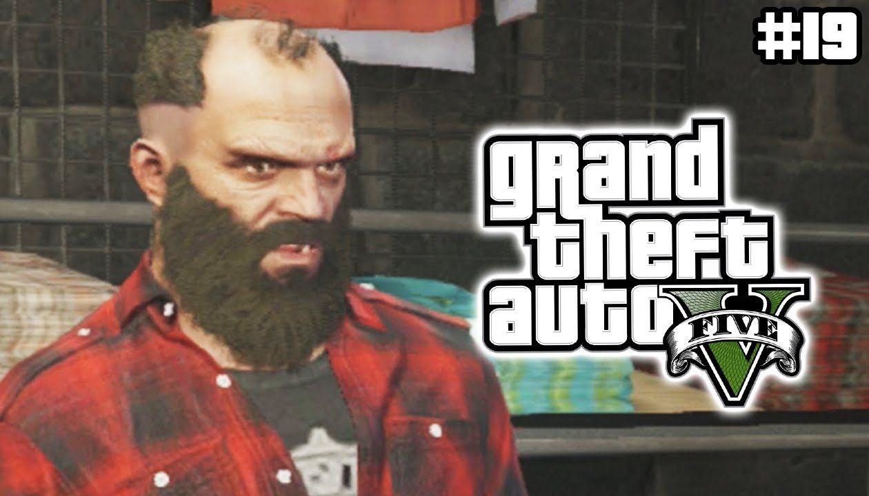 Gta 5 Trevor The Lumberjack Gta V Lets Play 19 Youtube
