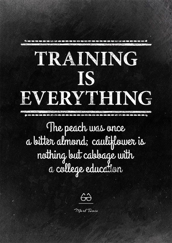 training quotes funny