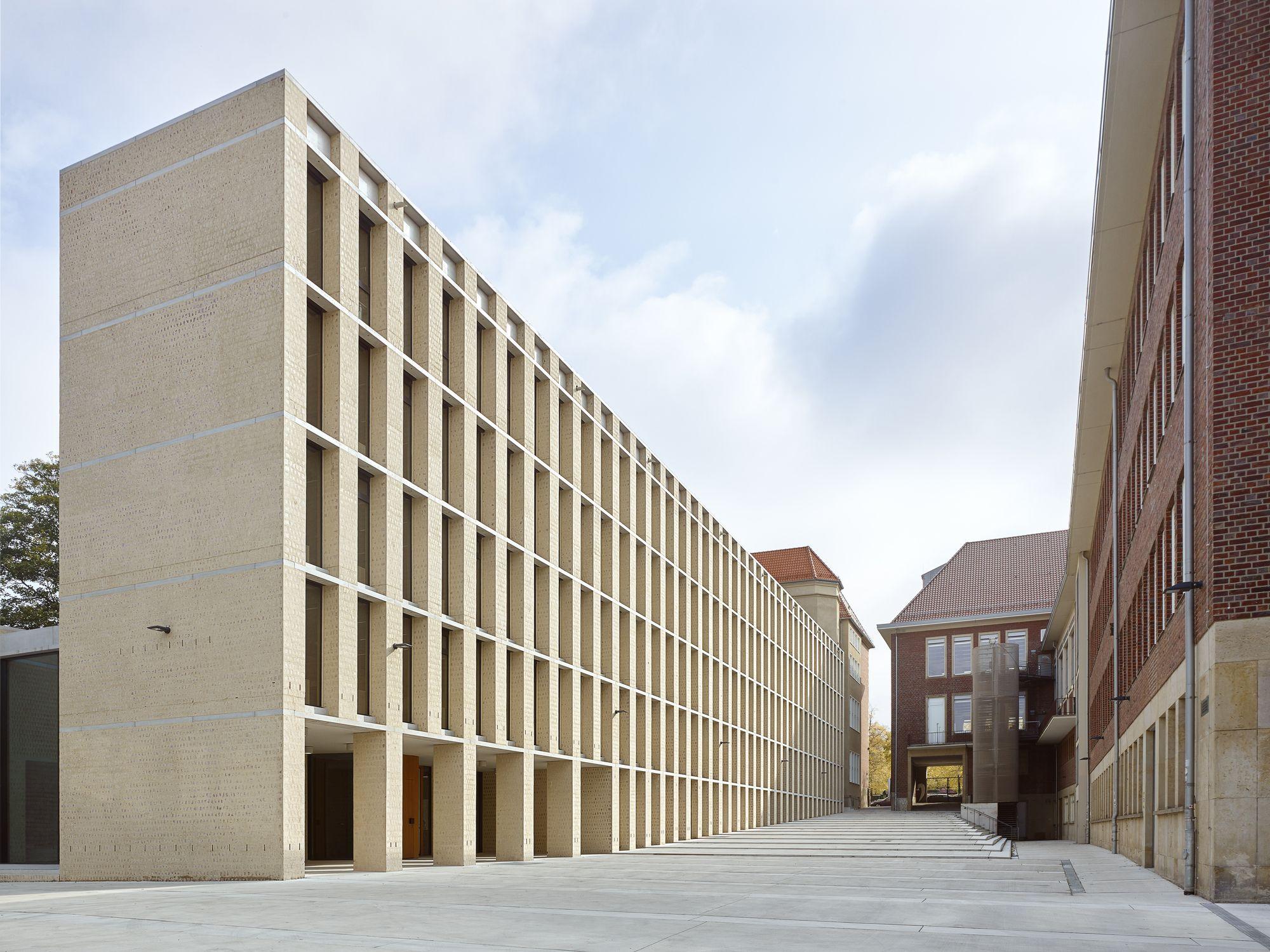 Architekt Emsdetten philosophikum böhm architekten cathedrals