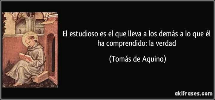 Santo Tomas De Aquino Quotes Quotations Thomas Aquinas