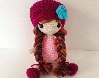 Amigurumis Muñecas : Miss lollipop la muñeca lindos amigurumis por creepyandcute