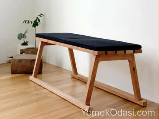 Bench Designs, Wood, Minimalist Design, Chair, Husky, 1, Outdoors, Benches,  Montessori