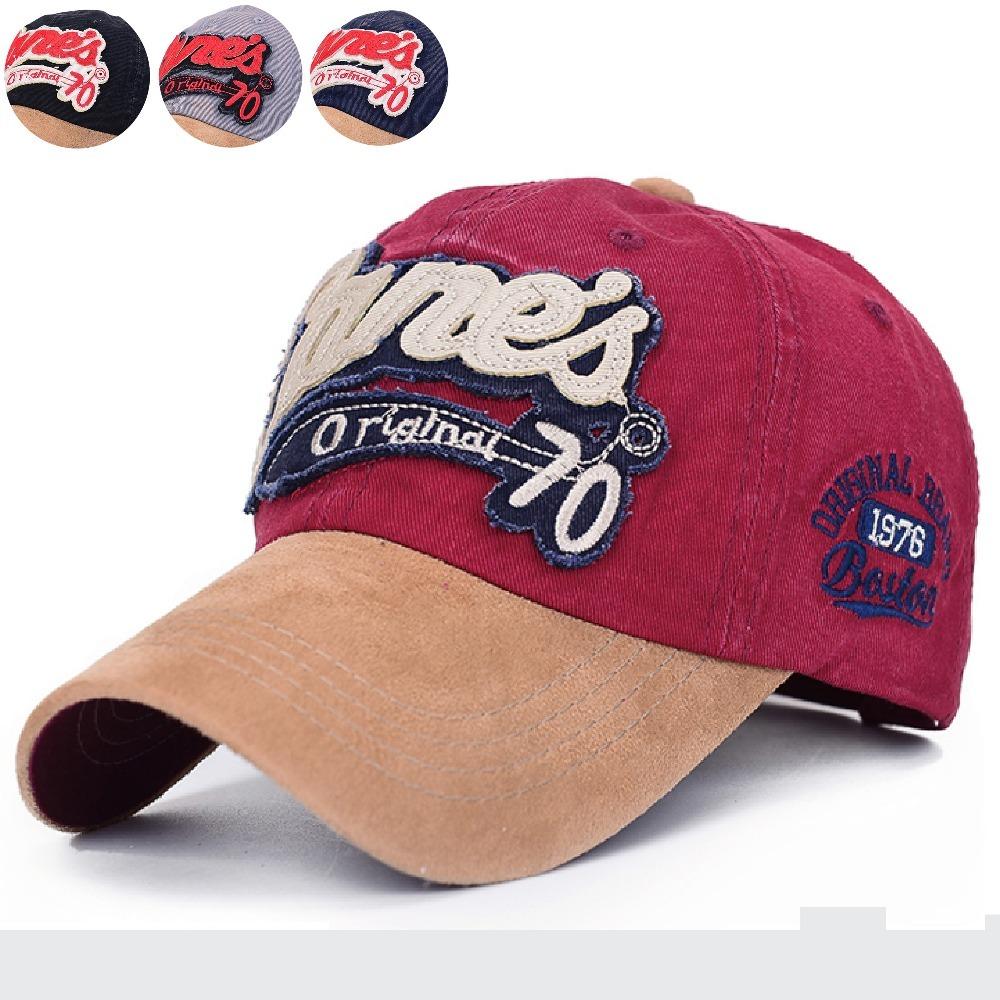 Branded For Men Women Suede embroidery Cotton Summer kepka Outdoor Bone  Snapback Hats Vintage Peak Visors Caps b29757c36a4c