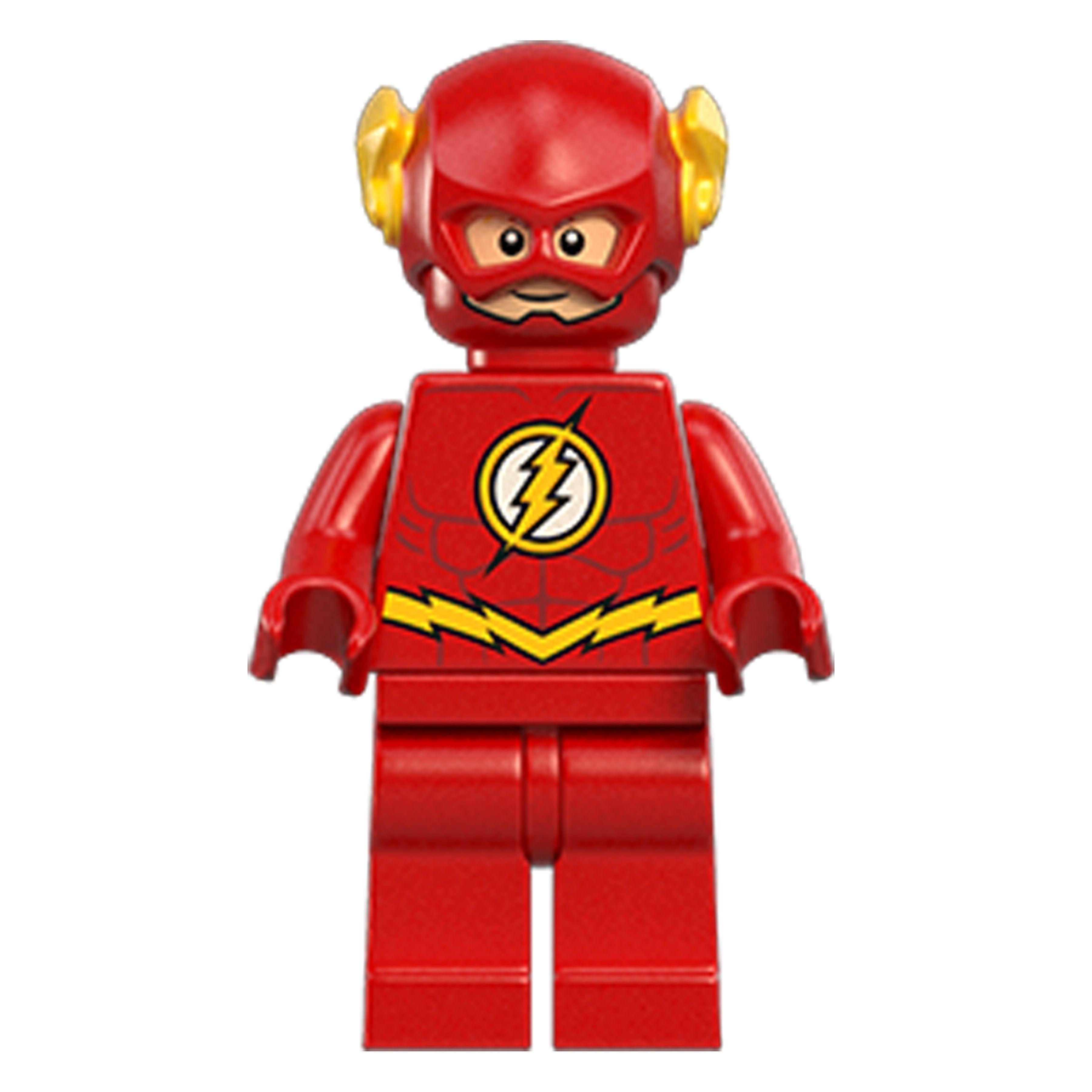 The Flash Minifigure from Lego set 76012 | holloween | Pinterest