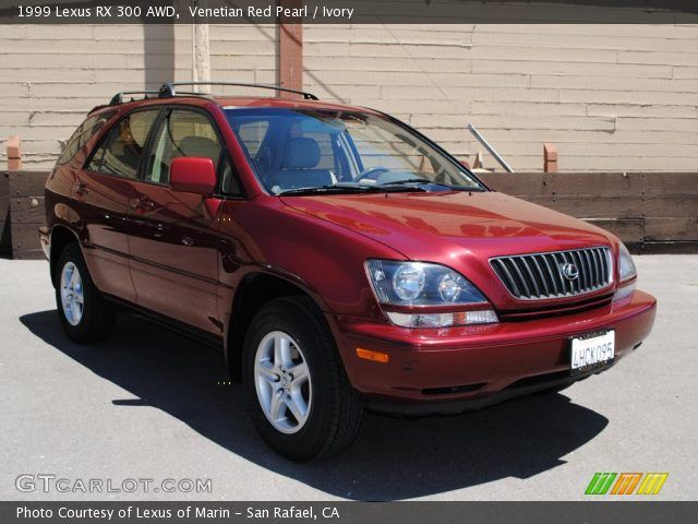 Lexus Rx 300 Venition Red Google Search Lexus Suv Suv Car