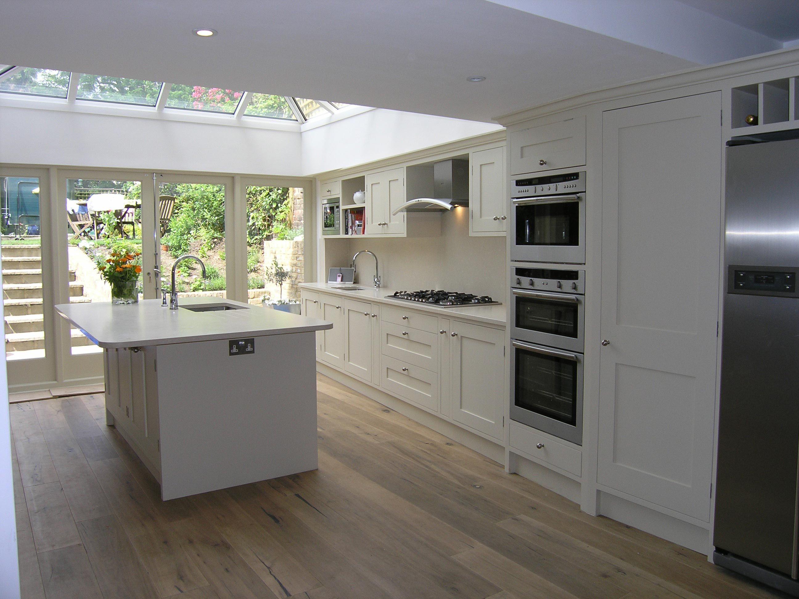 London Shaker Kitchens Design And Installation Clapham South West New Kitchen Design And Installation Design Decoration