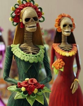 the day of the dead art history halloween powerpoint