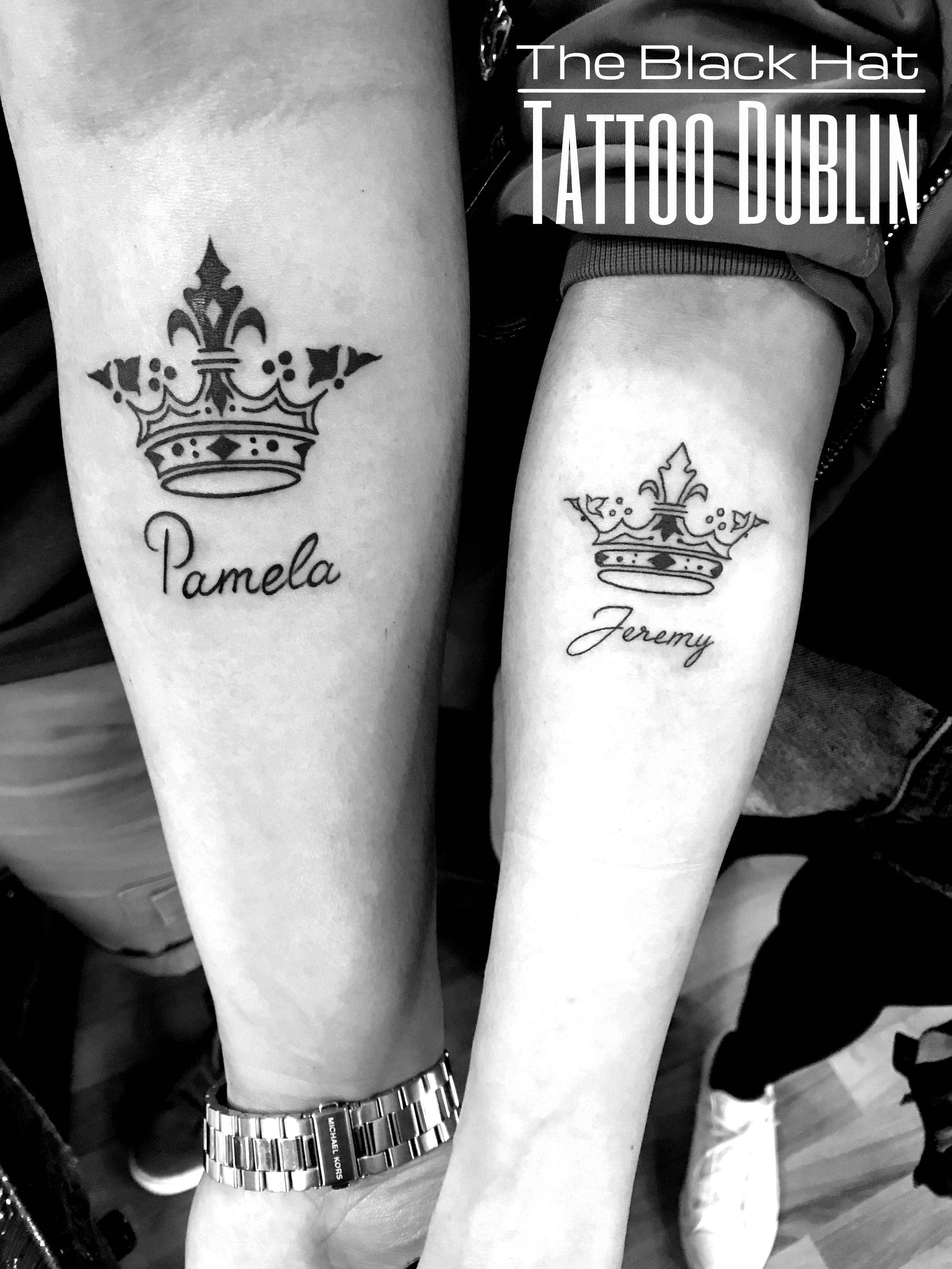 15 Matching Couple Tattoo Ideas in 2020 Meaningful