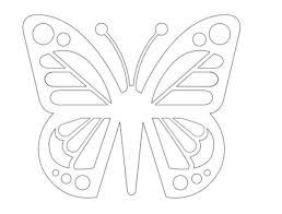 Resultado de imagem para molde de asas de borboleta em eva