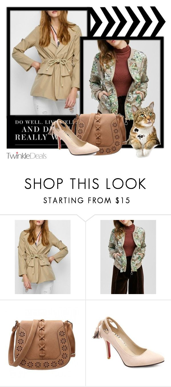 """TwinkleDeals 46."" by qara-c ❤ liked on Polyvore"