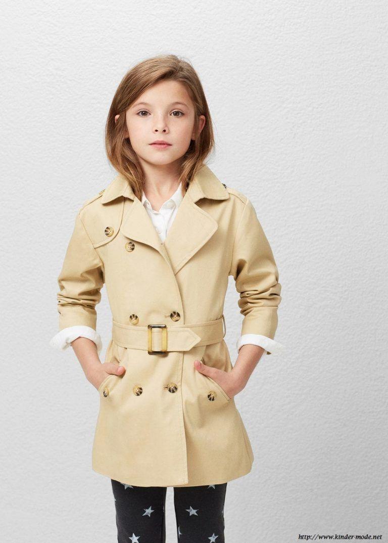 : 2020 Herbstmode für unsere Mädchen; Trenchcoats | Kindermode -#trenchcoat #t…