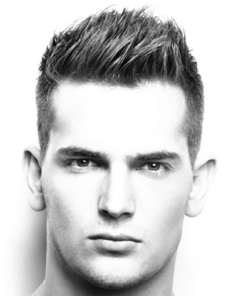 Quiff Hairstyles For Short Hair