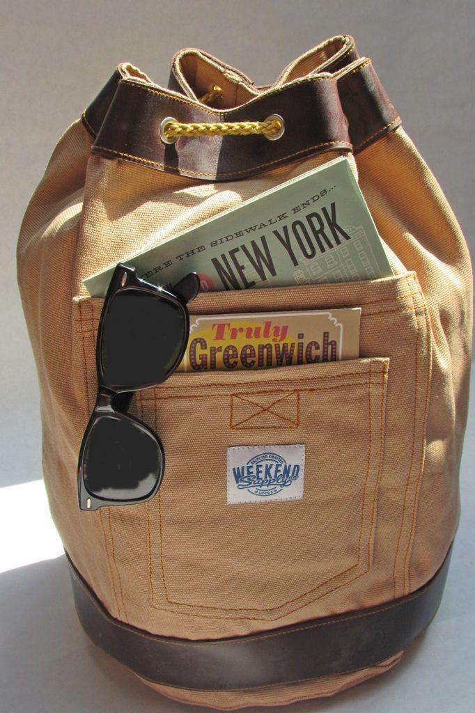 Small Canvas/Leather beach baghttp://www.weekendsupply.com/shop/canvas-beach-bag-2