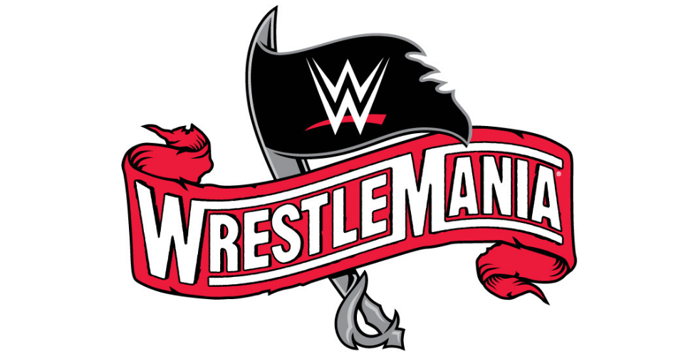 Tampa Bay To Host Wwe S Wrestlemania In 2020 Wrestlemania Wwe Events Wrestlemania Logo